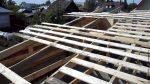 Делаем крышу гаража – пошаговое строительство односкатной кровли своими руками, как правильно построить на пристроенном каркасном гараже, устройство плоской крыши, фото-материалы