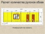 Раскладка обоев по стенам онлайн – как измерить стены комнаты и зная размеры, определить количество рулонов, использовать таблицу для записи и онлайн-калькулятор?